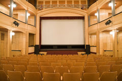 Old theater Royalty Free Stock Photography
