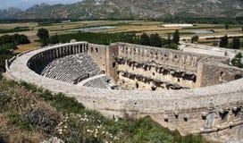 Old theater Aspendos Stock Photos