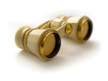 Old theater binocular Stock Image