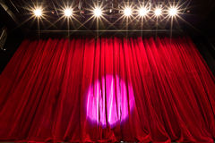 Old theater Stock Image