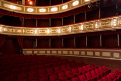 Old theatre Royalty Free Stock Images