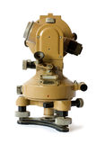 Old theodolite Royalty Free Stock Photos