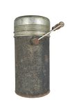 Old thermo flask Royalty Free Stock Images