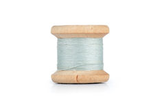 Old thread spool Royalty Free Stock Photos