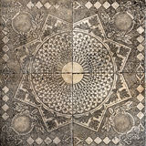 Old tile Stock Images