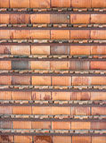 The old tile roof Stock Photography