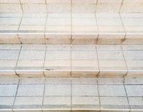 Old tile staircase Stock Photos