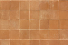 Old tile wall Royalty Free Stock Photography