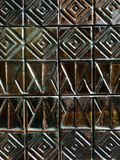 Old tile wall. Nice, classic, and beautiful Royalty Free Stock Photography