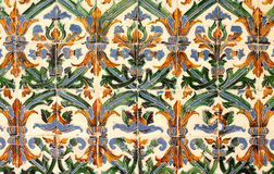 Old tiles Royalty Free Stock Photos