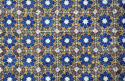 Old Tiles Royalty Free Stock Images