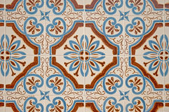 Old tiles background Royalty Free Stock Photo