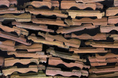 Old tiles background Royalty Free Stock Photography