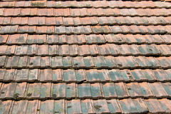 Old tiles background Stock Images