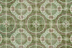 Old tiles detail. Abstract pattern Royalty Free Stock Images