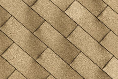 Old tiles roof texture. Close-up Royalty Free Illustration