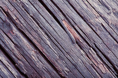 Old timber board, textured background Royalty Free Stock Image