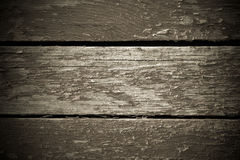 Old timber boards and crusty paint Royalty Free Stock Photo