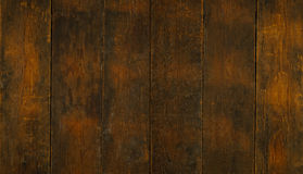 Old timber floor boards Stock Photography