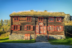 Old timber house Royalty Free Stock Image