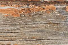Old timber house wall texture. Timber wall closeup copyspace background Stock Photos