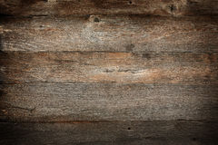 Old timber wall Stock Photos