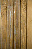 Old timber wall Royalty Free Stock Image