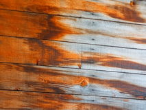 Old timber wall. An old weathered timber wall Royalty Free Stock Images