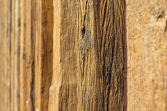 Old timber wood background Stock Images