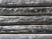 Old timbrl wall Royalty Free Stock Photo