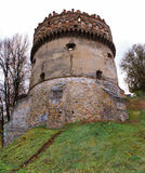 Ukraine Tower of the castle if Ostrog Royalty Free Stock Photography