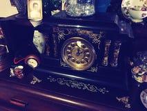 Vintage Clock Stock Image