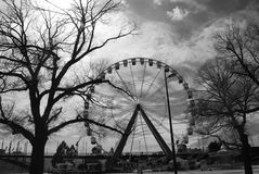 Old Time Fair Royalty Free Stock Photography