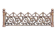 Free Old-time Forged Fence 2. Stock Photos - 19820213