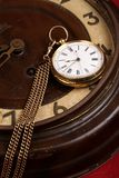 Old Time Pieces Stock Photography