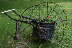 Old time Plow Royalty Free Stock Photography