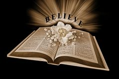 Old Time Religion Stock Photo