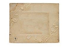 Old-time sheet Royalty Free Stock Image