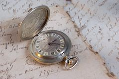 Old-time Watch Royalty Free Stock Image
