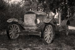 Old Timer. Car Royalty Free Stock Images