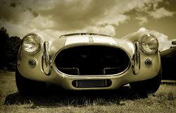 Old Timer Royalty Free Stock Image