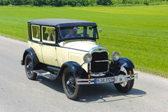 Old timer car Stock Image