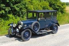 Old timer car Stock Photos