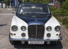 Old timer cars rally Royalty Free Stock Photos