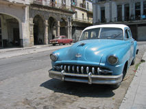 Old-timer, Cuba Stock Images