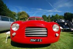 Old timer Maserati Royalty Free Stock Image