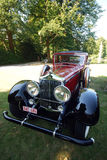 Old timer Minerva Royalty Free Stock Images