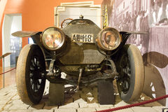 Old-timer in a museum Royalty Free Stock Images