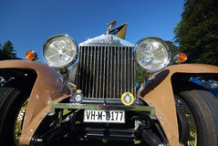 Old timer Rolls Royce Royalty Free Stock Image