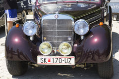 Old Timer Royalty Free Stock Images